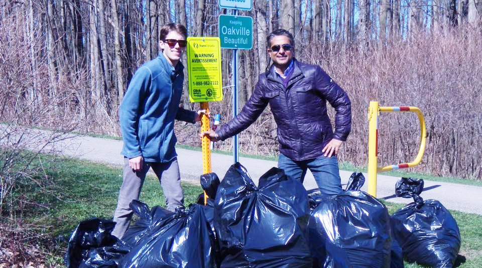 BCCRA springs into action with 5th Annual Community Clean-Up event